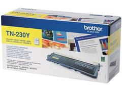 Brother TN-230Y Toner, single pack, geel