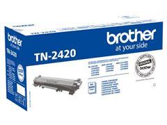 Brother TN2420 Tonercartridge, hoog rendement, zwart