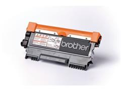 Brother TN-2220 Toner, hoog rendement, single pack, zwart