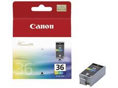 Canon CLI-36 Inktcartridge, Kleur