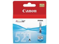 Canon CLI-521 Inktcartridge, Cyaan
