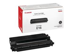 Canon E16 Toner, Single Pack, Zwart