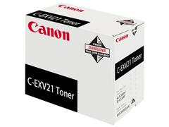 Canon C-EXV21 Toner, Single Pack, Zwart