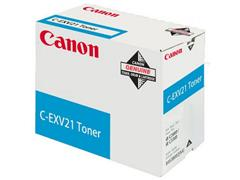 Canon C-EXV21 Toner, Single Pack, Cyaan