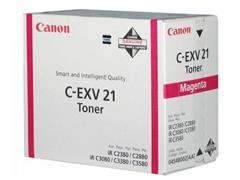 Canon C-EXV21 Toner, Single Pack, Magenta