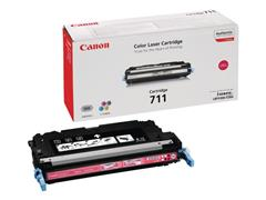 Canon 711 Toner, Single Pack, Magenta