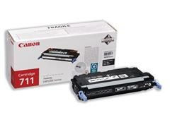 Canon 711 Toner, Single Pack, Zwart