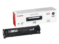 Canon 716 Toner, Single Pack, Zwart