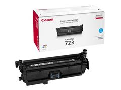 Canon 723 Toner, Single Pack, Cyaan