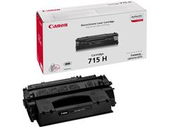 Canon 715H Toner, Single Pack, Zwart