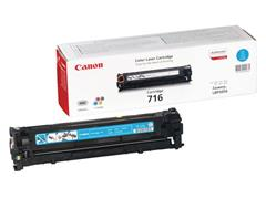 Canon 716 Toner, Single Pack, Cyaan