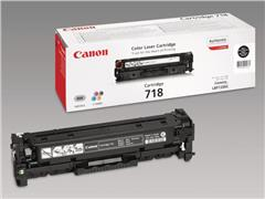 Canon 718 Toner, Single Pack, Zwart