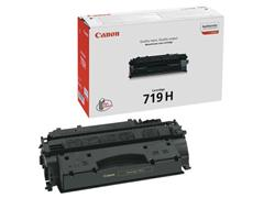 Canon 719H Toner, Single Pack, Zwart