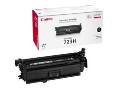 Canon 723H Toner, Single Pack, Zwart
