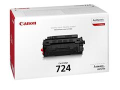 Canon 724 Toner, Zwart