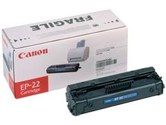 Canon EP-22 Toner, Single Pack, Zwart