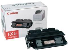 Canon FX-6 Toner, Single Pack, Zwart