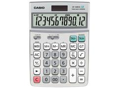 Casio DF-120ECO Bureaurekenmachine, 12-Cijferig, Wit