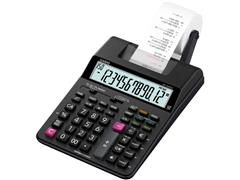 Casio HR-150RCE Telmachine, 12-Cijferig, Zwart