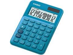 Casio MS-20UC Bureaurekenmachine, 12-Cijferig, Blauw