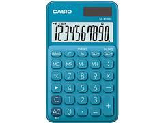 Casio SL-310UC, Rekenmachine, 10-cijferig display, Blauw