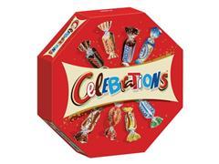 Celebrations doos, 385 gr (doos 385 gram)