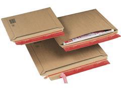 ColomPac Kartonnen envelop met dwarsvulling B4+, 400 x 285 x 50mm (pak 20 stuks)
