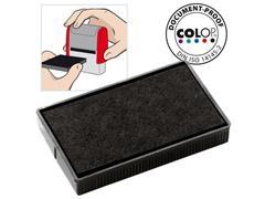 Colop Reserve kussen t.b.v. zelfinktende stempels E/200 zwart voor S220, S220/W, S226 (pak 2 stuks)