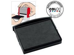 Colop Inktkussen E/2100, Zelf-inktende Stempels, Zwart (pak 2 stuks)