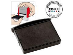 Colop Reserve kussen t.b.v. zelfinktende stempels E/2300 zwart voor 2360 (pak 2 stuks)