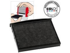 Colop Inktkussen E/2800, Zelf-inktende Stempels, Zwart (pak 2 stuks)