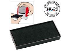 Colop Reserve kussen t.b.v. zelfinktende stempels E/40 zwart voor Printer 40 (pak 2 stuks)