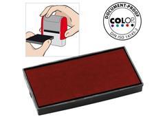 Colop Reserve kussen t.b.v. zelfinktende stempels E/50 rood voor Printer 50 Microban (pak 2 stuks)