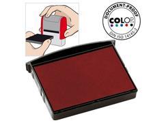 Colop Inktkussen E/2300, zelf inktende stempels, rood (pak 2 stuks)