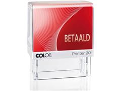 Colop Woordstempel met één vast woord Printer 20/L ''BETAALD''