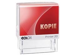 Colop Woordstempel met één vast woord Printer 20/L ''KOPIE''