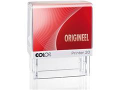 Colop Woordstempel met één vast woord Printer 20/ L ''ORIGINEEL''