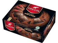 Cote d'Or Mignonnette chocolade noir de noir (pak 120 stuks)