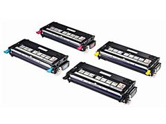 Dell 3130Cn Toner, Single Pack, Zwart