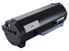 Dell B2360Dn/3460Dn Toner, Single Pack, Zwart