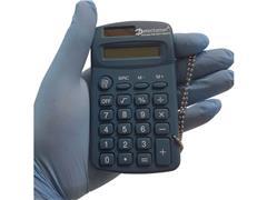 Detectamet Rekenmachine - detecteerbaar Met veiligheidsketting