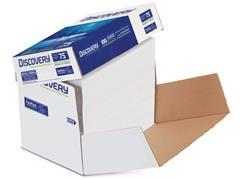 Discovery papier Quickbox A4 75 g/m² (pallet 40 x 2500 vel)