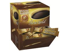 Douwe Egberts Pure Gold Instant Koffie Sticks, Dispenserdoos (pak 200 stuks)