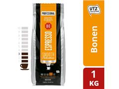 Douwe Egberts Smooth Selection Espresso, koffiebonen, 1 kg (pak 1000 gram)