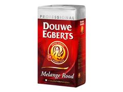 Douwe Egberts Professionele melange Rood gemalen koffie (doos 6 x 500 gram)