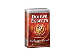 Douwe Egberts Snelfiltermaling koffie Roodmerk (pak 24 stuks)