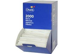 Duni Roerstaafjes (doos 2000 stuks)
