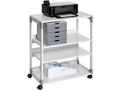 Durable Multifunctionele trolley 88 lichtgrijs