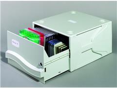 Durable Durable MULTIMEDIA BOX II - opslagdoos voor media