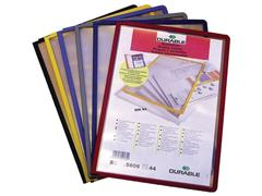 Durable Zichtpaneel Sherpa® Assorti (doos 10 stuks)